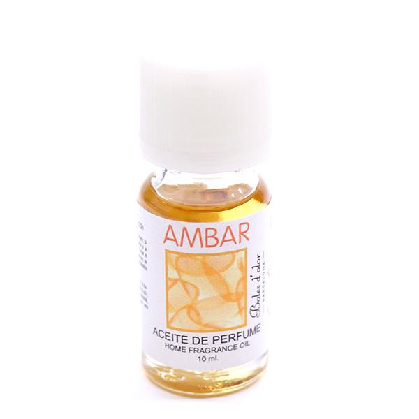 Boles d'olor geurolie Ambar - Amber