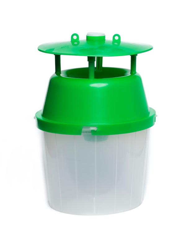 Buxusmotval, meerjarig gebruik inclusief 2 feromooncapsules