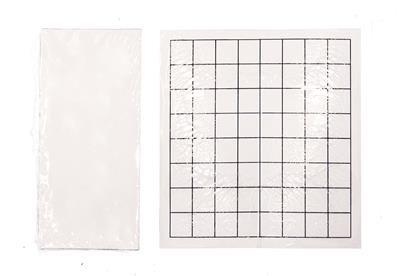 10 losse plakplaten voor in een Deltaval