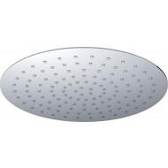 UFO Luxe hoofddouche rond 300mm Ultra plat chroom