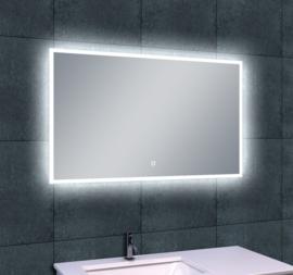 Wiesbaden Quatro-Led dimbare condensvrije spiegel 1000x600