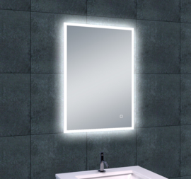 Wiesbaden Quatro-Led dimbare condensvrije spiegel 700x500