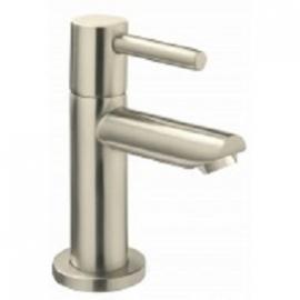 Amador KIWA Toiletkraan Keramisch 1/2 geborsteld staal