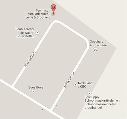 Installatietechnisch aannemer Leine & Grootveld in Naarden