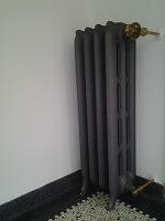 Plaatsen van een Klassieke radiator in hilversum