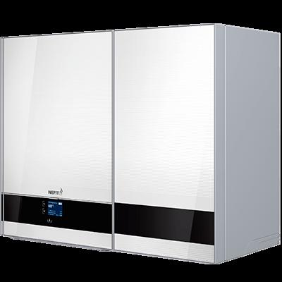 De nieuwe Nefit 9000i aquapower HR ketel
