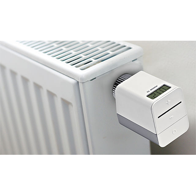 Nefit Bosch slimme radiator thermostaat