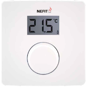 Nefit Moduline 1010 thermostaat