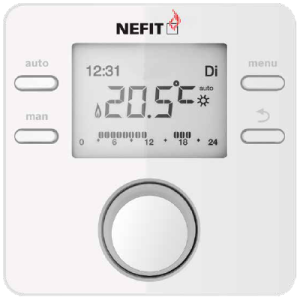 Nefit Moduline 2050 thermostaat