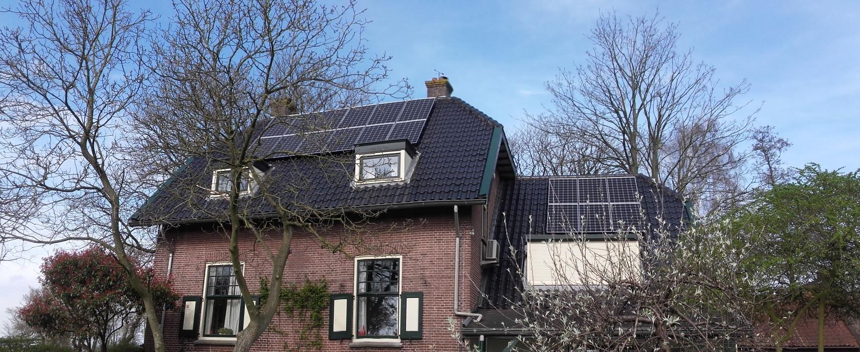 Solarwatt Batterij opslag voor zonnepanelen