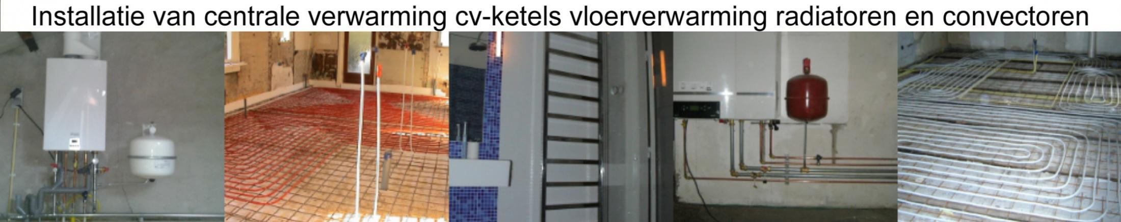 centrale verwarming Naarden Bussum Hilversum Huizen Muiden Muiderberg  Almere Baarn en Laren e.o.