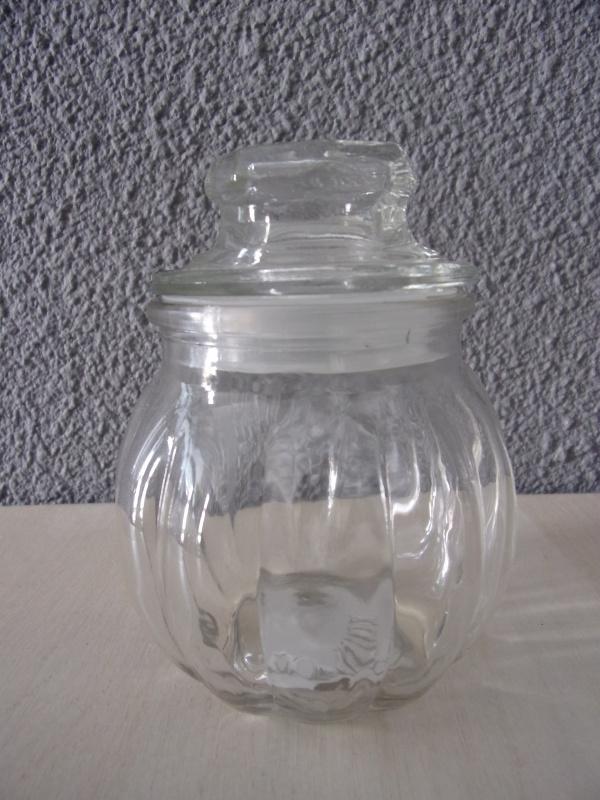 C&E Voorraadpotje glas