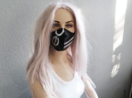 Adidas silver Neo mask