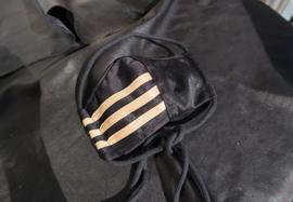 Adidas mask black gold R
