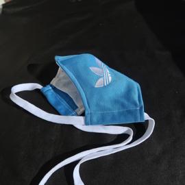 Adidas l.blue logo