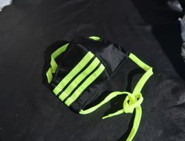 Adidas mask Black-lime