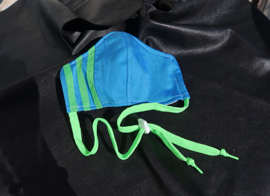 Adidas mask turq green Missy Eliot