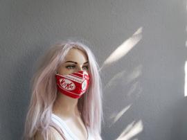 Kit Kat mask