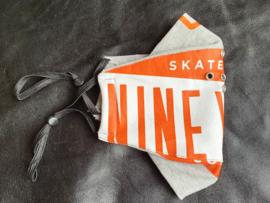 Nine Yards skatepark mask