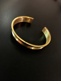 Messing Armband
