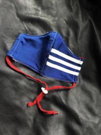 Adidas Blauw-rood