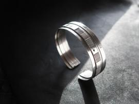 Sterling fotolens armband