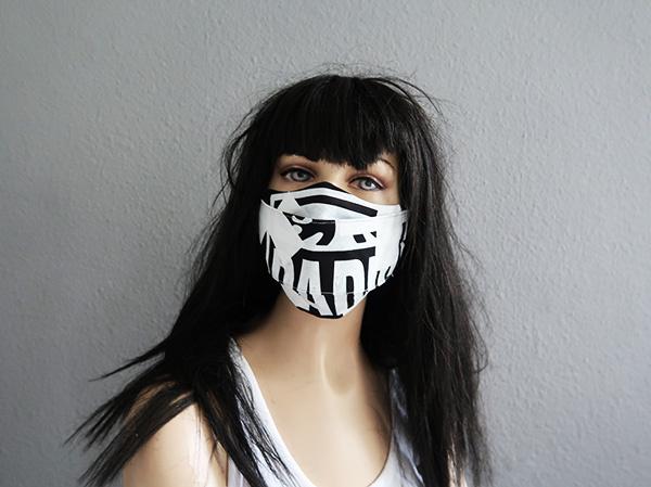 Obey logo art mask