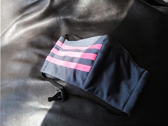 Adidas Dark Grey -Pink