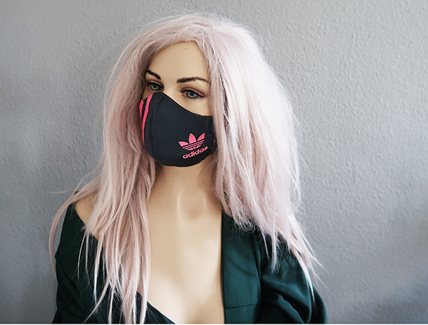 Adidas Dark Grey/Pink