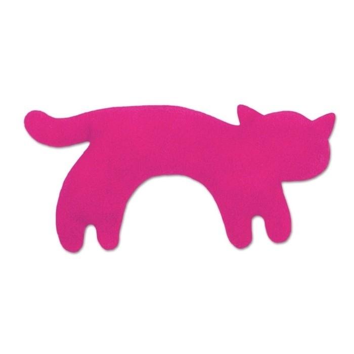 Warmte kussen kat Minima roze S