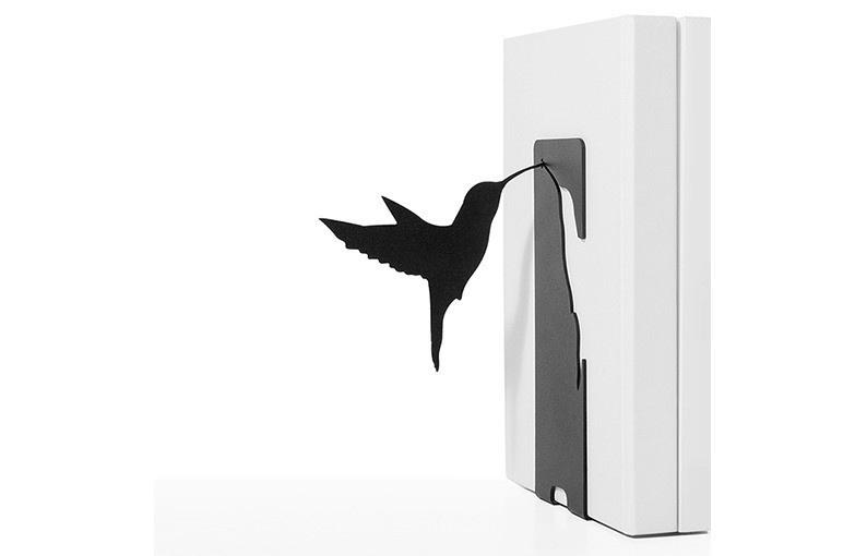 Kolibri boekensteun