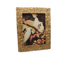 Fotolijst Hexagon goud 12x18cm