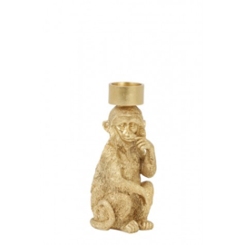 Lighting Monkey, goud