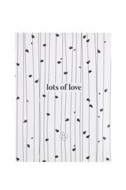 Geur zakje wilde bloem 'Lots of Love'  ZUSSS