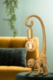 Tafellamp aap met lange staart