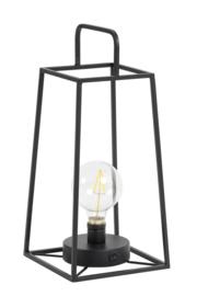 Tafellamp Lantaarn, incl. lamp
