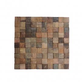 Houten paneel square