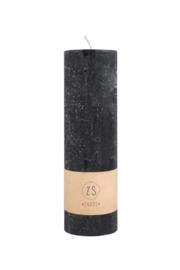 Stompkaars zwart  15cm  ZUSSS