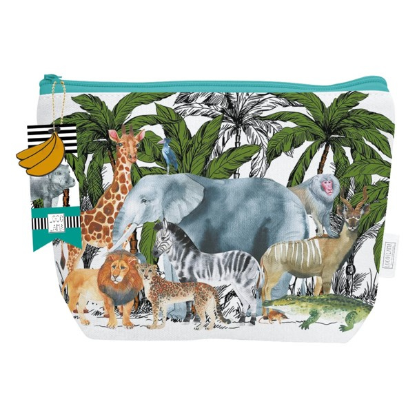 Kids Toiletry Safari  Bag