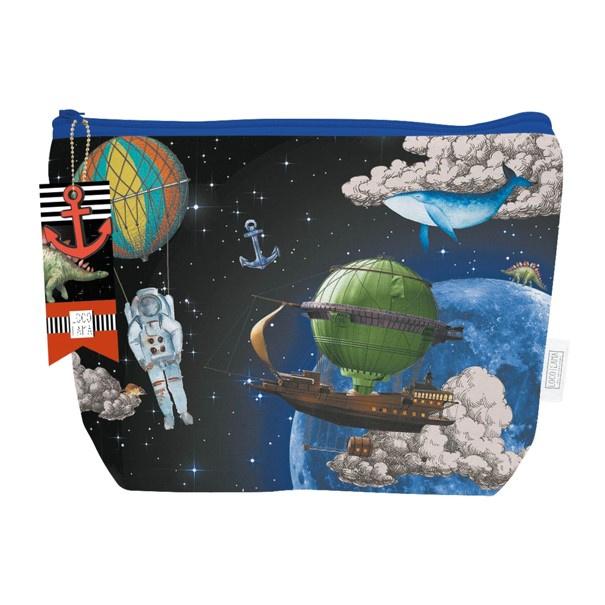 Kids Toiletry Space Bag