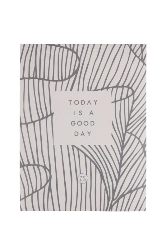 Geurzakje schone was ' Good Day'  zand  ZUSSS
