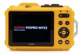 Kodak Pixpro WPZ2 Digitaal (waterdicht tot 15m) camera