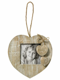 Le Coeur hart portretlijst 9x9