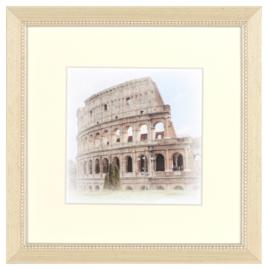 Capital Roma  20x20     wit