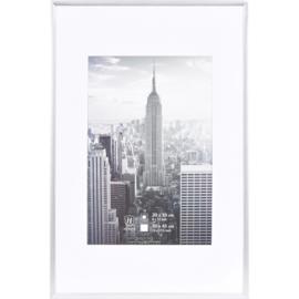 Manhattan 30x45 zilver