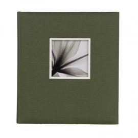 UniTex-Dorr Jumbo  Foto Album 600 29x32 cm groen