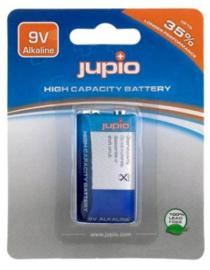 6LR61 9 Volt Alkaline Jupio