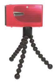 Dörr Triflex Mini statief zwart