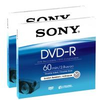 Sony DVD-R 60min/2.8GB/GO