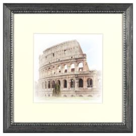 Capital Roma  30x30     zwart